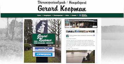 Gerard Koopman Dierenspeciaalzaak