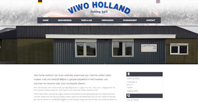 VIWO Holland Fishing Bait